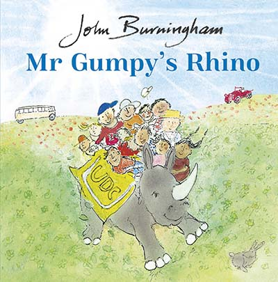 Mr Gumpy's Rhino - Jacket