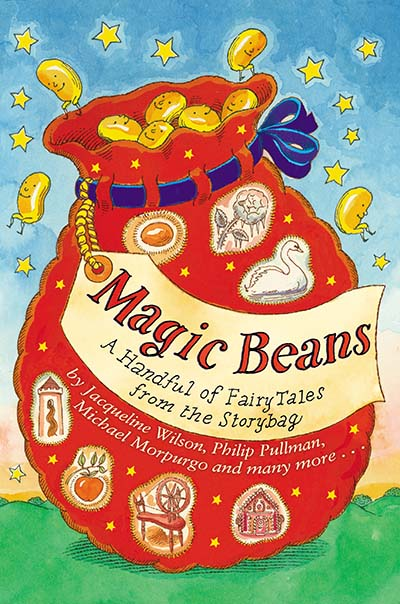 Magic Beans: A Handful of Fairytales from the Storybag - Jacket