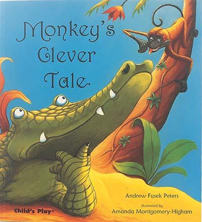 Monkey's Clever Tale - Jacket