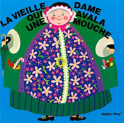 La Vieille Dame Qui Avala Une Mouche - Jacket