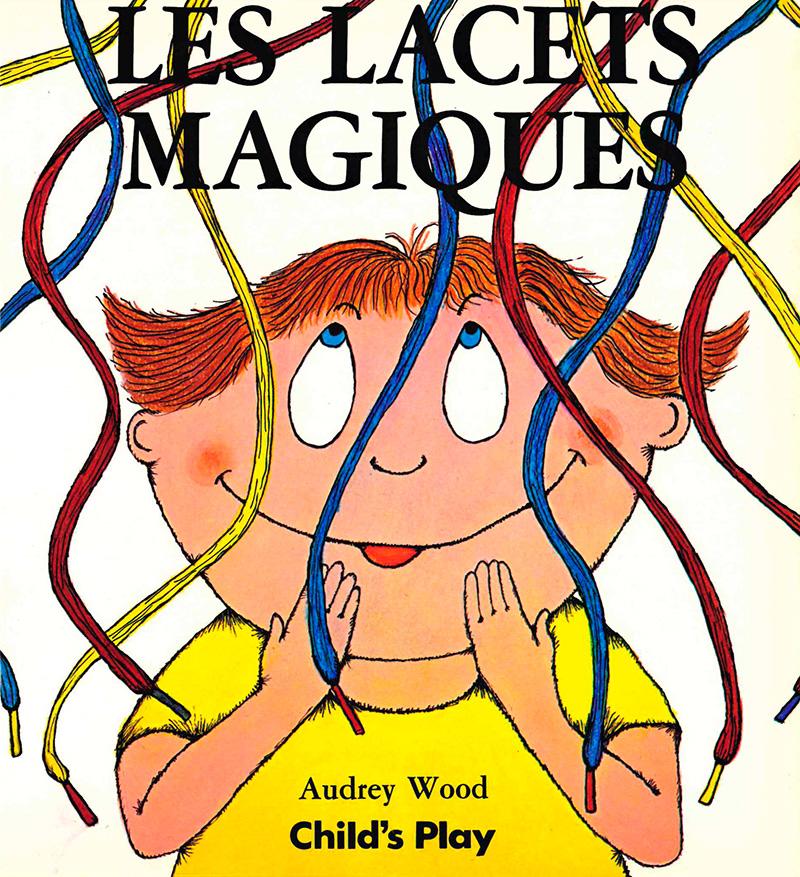 Les Lacets Magiques - Jacket