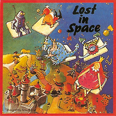 Lost in Space - Jacket