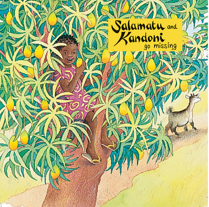 Salamatu and Kandoni Go Missing - Jacket