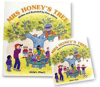 Mrs Honey's Tree - Jacket