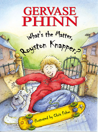 What's the Matter, Royston Knapper? - Jacket
