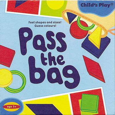 Pass the Bag - Jacket