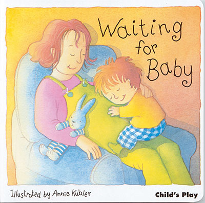 Waiting for Baby - Jacket