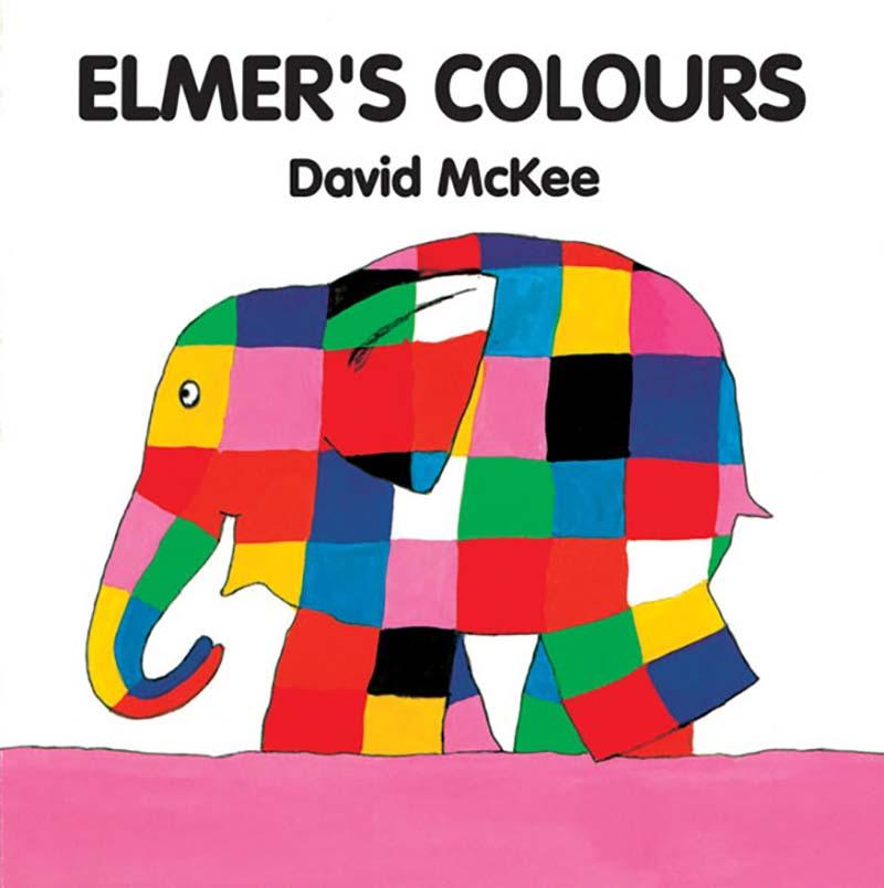Elmer's Colours - Jacket