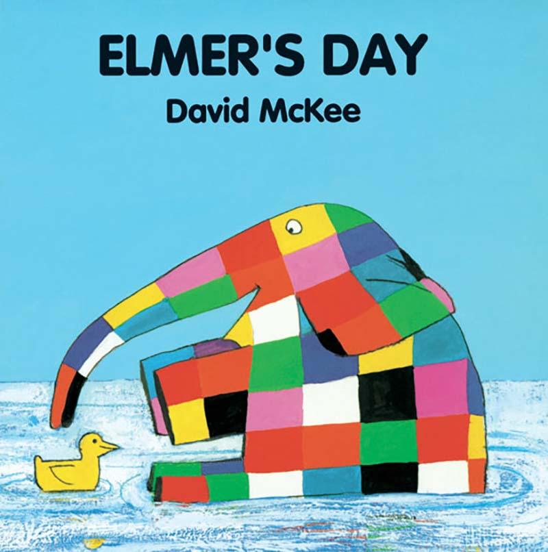 Elmer's Day - Jacket