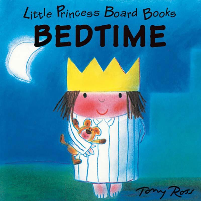 Little Princess Board Book - Bedtime - Jacket