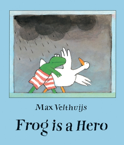 Frog is a Hero - Jacket