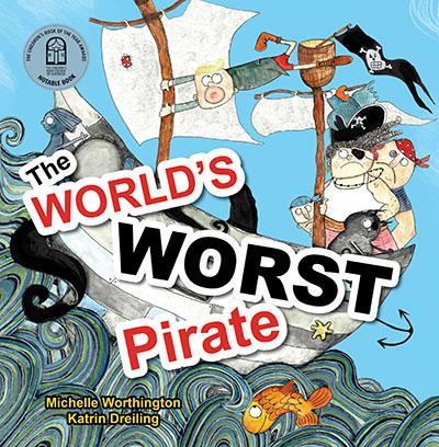The World's Worst Pirate - Jacket