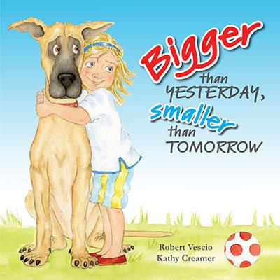 Bigger Than Yesterday, Smaller Than Tomorrow - Jacket