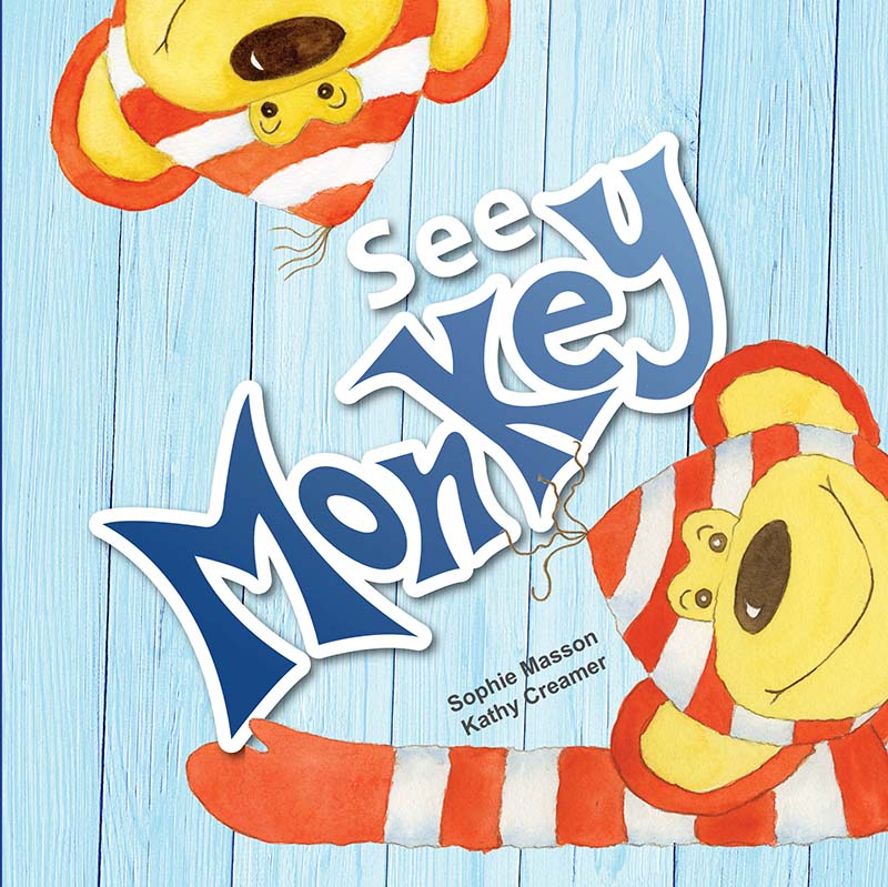 See Monkey - Jacket