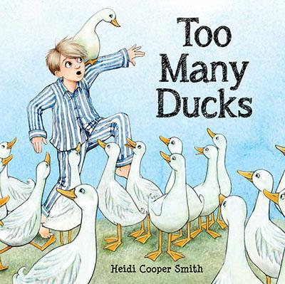 Too Many Ducks - Jacket