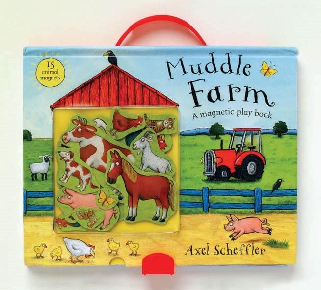 Muddle Farm - Jacket
