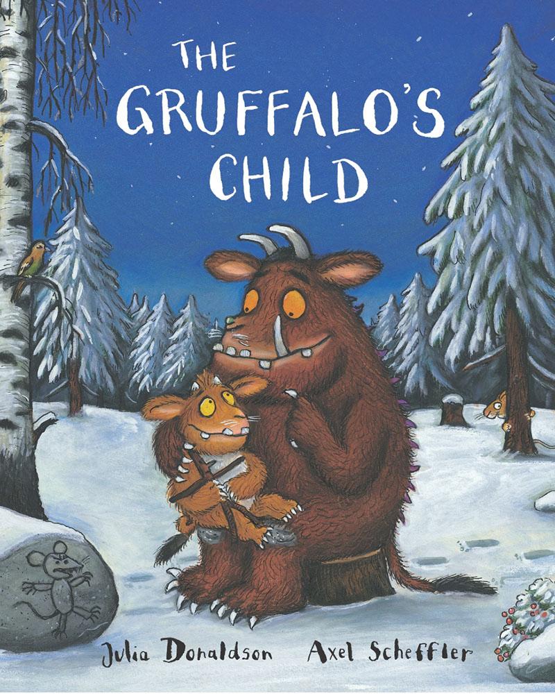 The Gruffalo's Child - Jacket