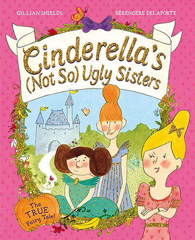 Cinderella's Not So Ugly Sisters - Jacket