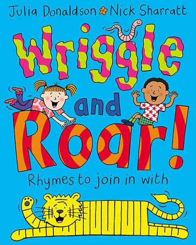 Wriggle and Roar! - Jacket