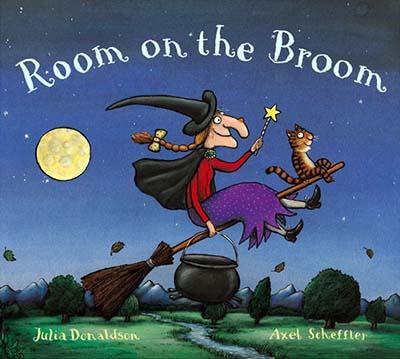 Room on the Broom Big Book - Jacket