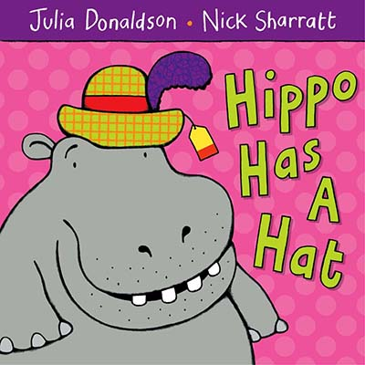 Hippo Has a Hat - Jacket