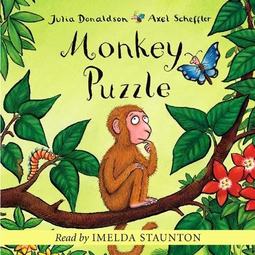 Monkey Puzzle - Jacket