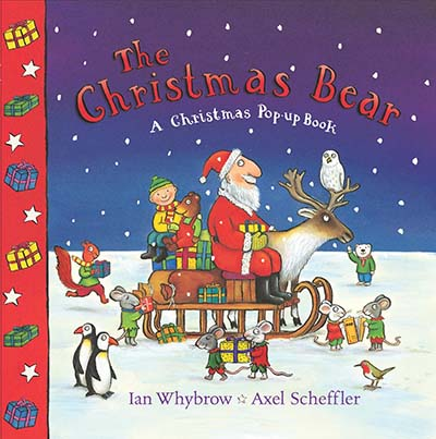 The Christmas Bear - Jacket