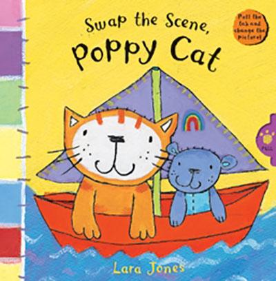 Swap the Scene, Poppy Cat - Jacket