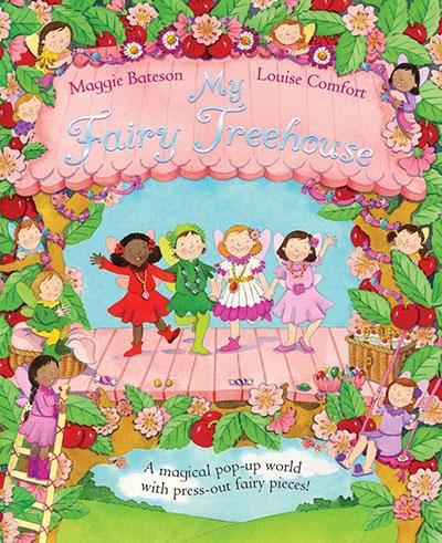 My Fairy Treehouse - Jacket