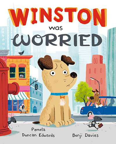 Winston Was Worried - Jacket