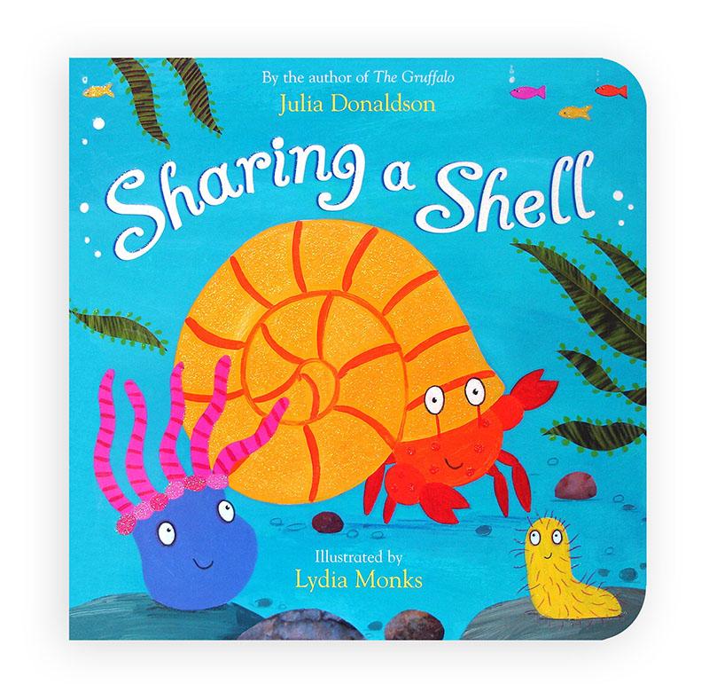Sharing a Shell - Jacket