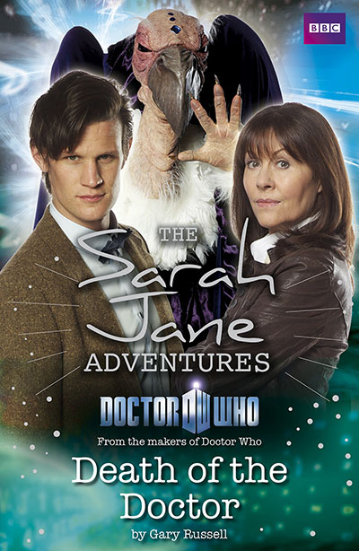 Sarah Jane Adventures: Death of the Doctor - Jacket