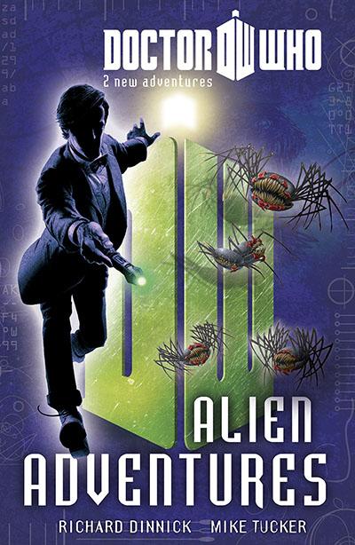 Doctor Who Book 3: Alien Adventures - Jacket