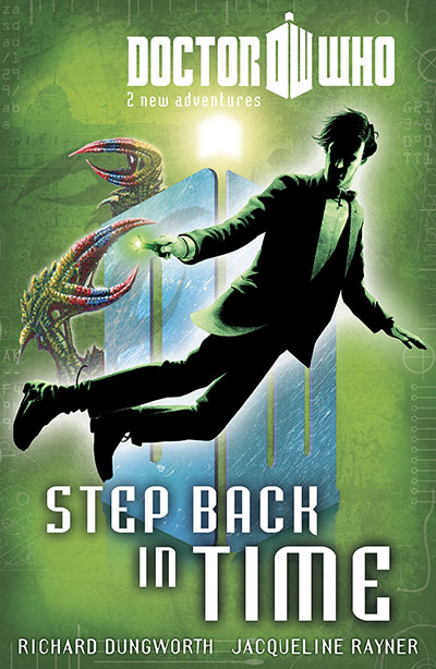 Doctor Who: Book 6: Step Back in Time - Jacket