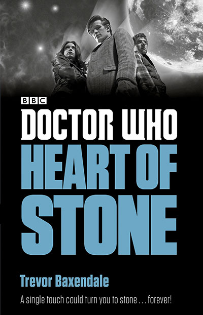 Doctor Who: Heart of Stone - Jacket