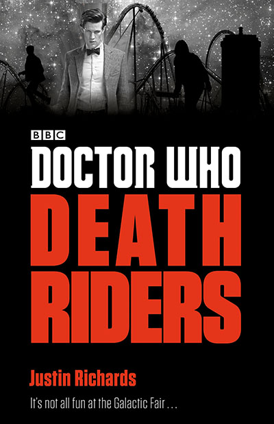 Doctor Who: Death Riders - Jacket