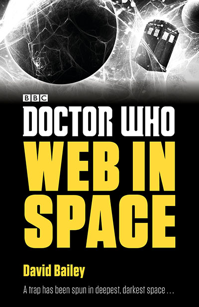 Doctor Who: Web in Space - Jacket