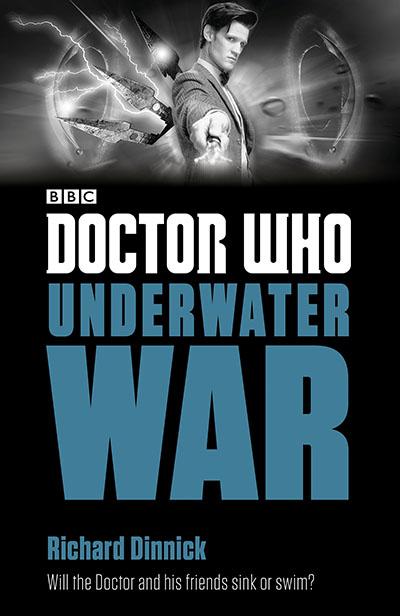 Doctor Who: Underwater War - Jacket