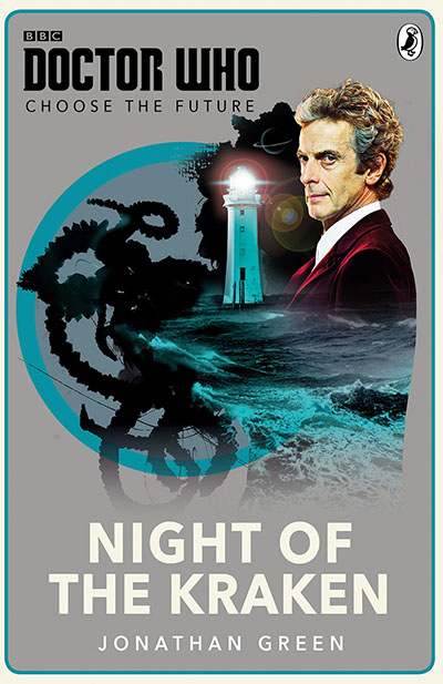 Doctor Who: Choose the Future: Night of the Kraken - Jacket