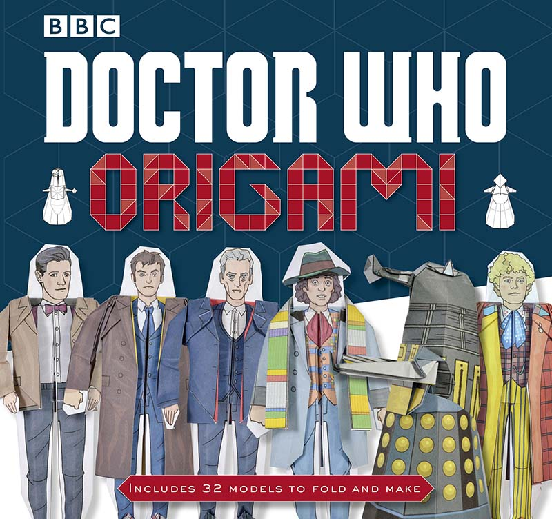 Doctor Who: Origami - Jacket