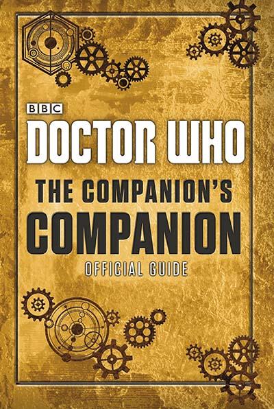 Doctor Who: The Companion's Companion - Jacket