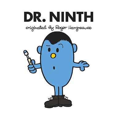 Doctor Who: Dr. Ninth (Roger Hargreaves) - Jacket