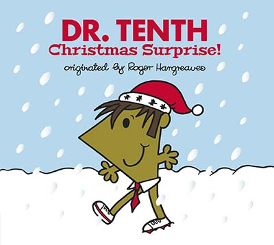 Doctor Who: Dr. Tenth: Christmas Surprise! (Roger Hargreaves) - Jacket