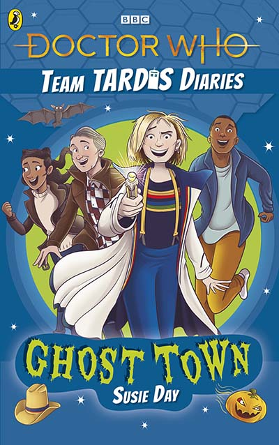 Doctor Who: Ghost Town - Jacket