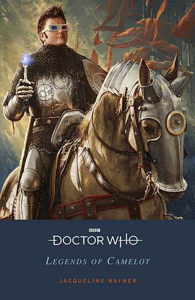Doctor Who: Legends of Camelot - Jacket