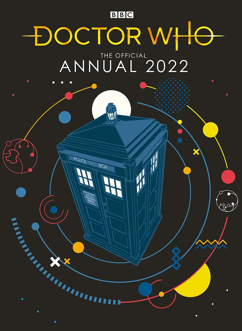 Doctor Who Annual 2022 - Jacket