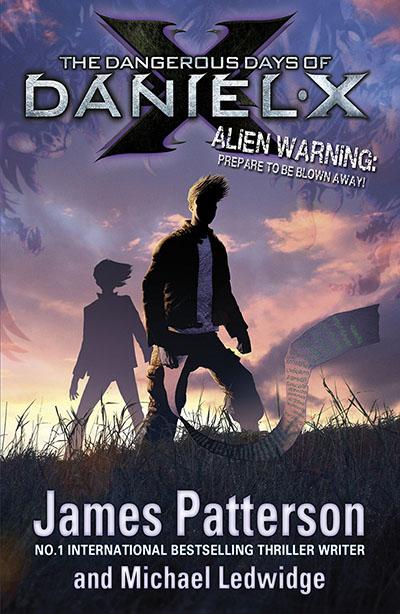 The Dangerous Days of Daniel X - Jacket