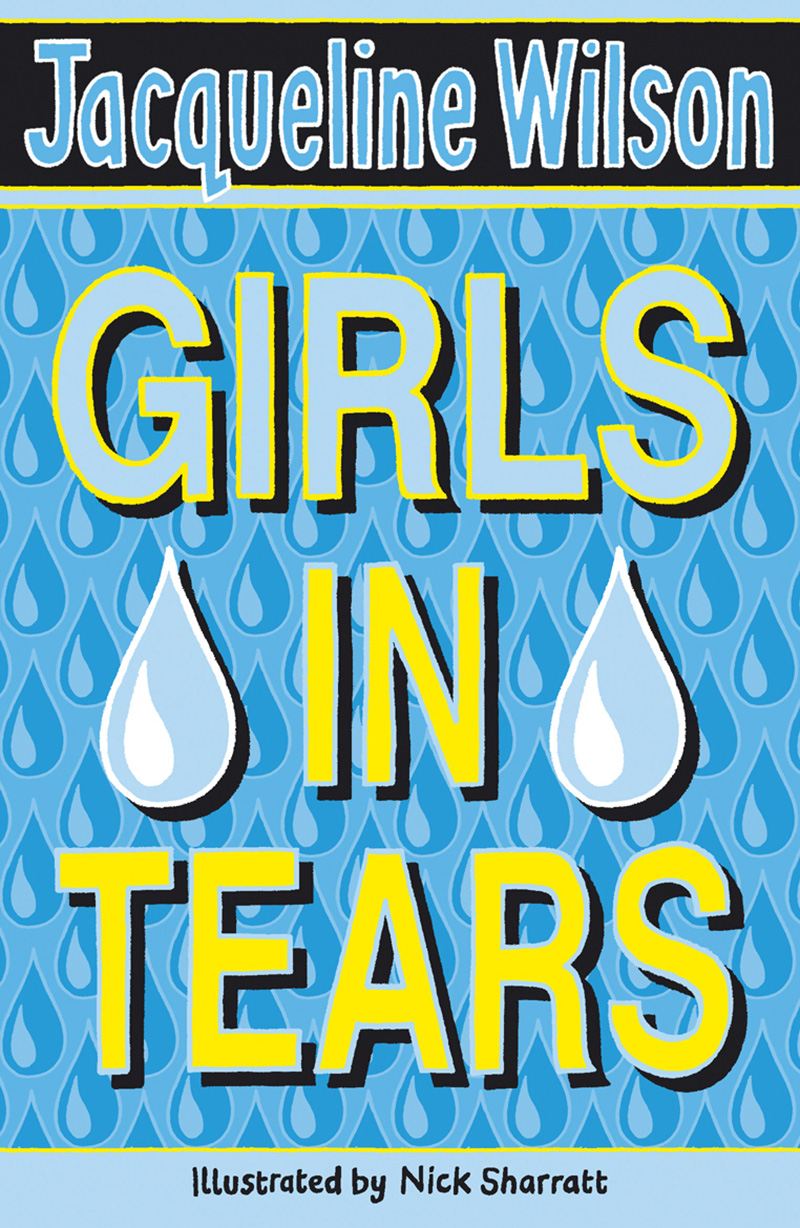 Girls In Tears - Jacket
