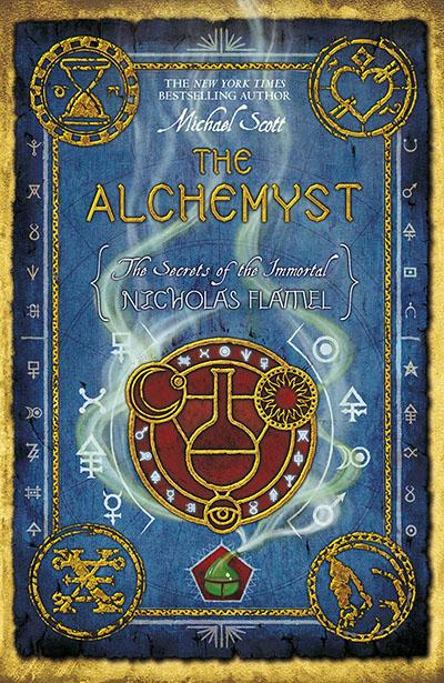 The Alchemyst - Jacket