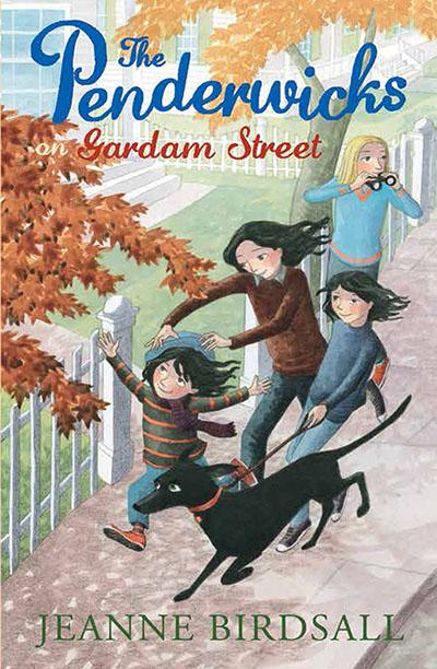 The Penderwicks on Gardam Street - Jacket